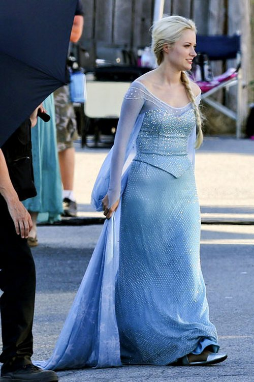 Georgina Haig as Elsa - Once Upon a Time