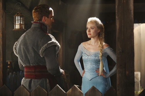 Sneak Peek Video of Georgina Haig as Elsa in 'Once Upon a Time'