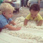 BFF's Jessica Simpson and CeCe Cobb's Boys Are Also Best Friends (Photo)