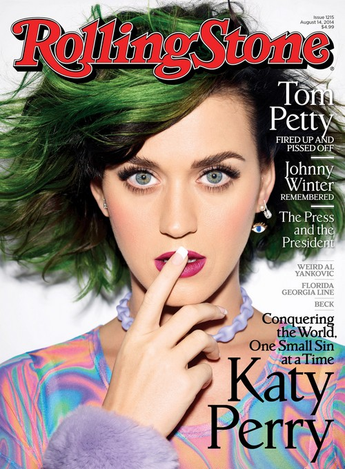 Katy Perry Says She Doesn't Need A Man To Have Babies