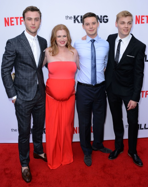 'The Killing' Season 4 Los Angeles Premiere