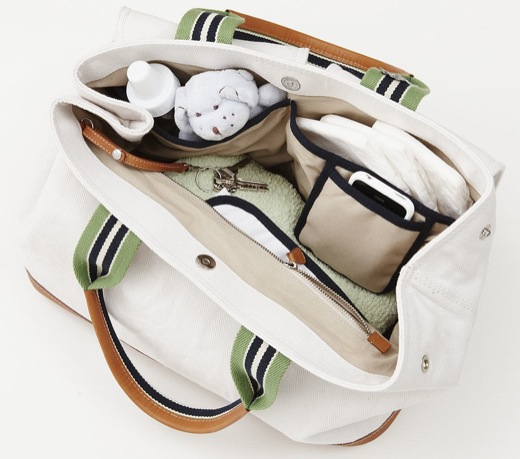 38ba3733fda Mommy Tips  How to Organize a Diaper Bag   Celeb Baby Laundry