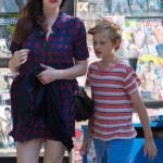 Liv Tyler & Milo Take a Big Apple Stroll