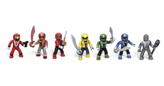Mega Bloks Power Rangers Super MegaForce – Toys To Keep The Children Entertained On Vacation
