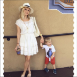 Reese Witherspoon Shows Off Her Growing Boy