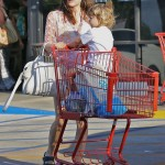 Selma Blair Spotted Out Shopping With Her Young Son Arthur (Photos)