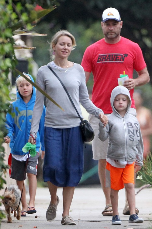 Naomi Watts Looks Radiant During Brentwood Outing With ...