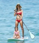 Alessandra Ambrosio Enjoys Another Day In Hawaii