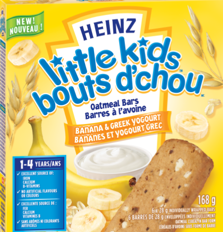 Keep Your Youngster Happy With Heinz Baby Snacks