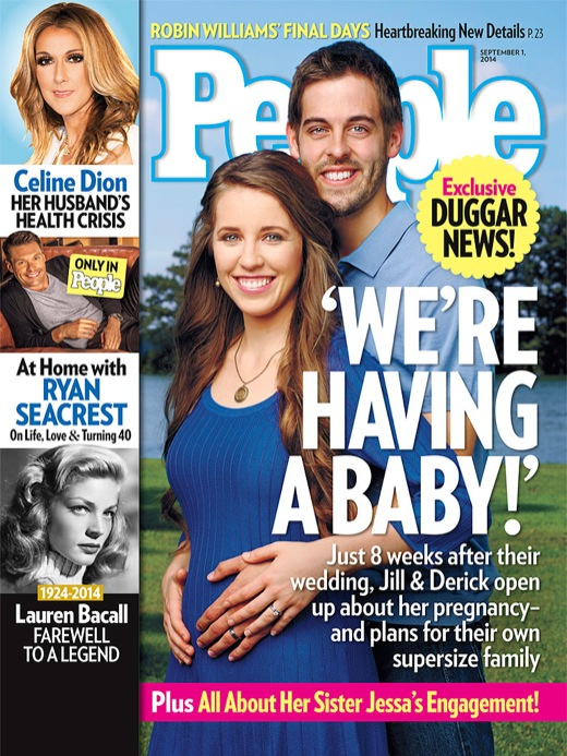 Jill Duggar is Pregnant