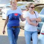Melanie Griffith Spends Mother-Daughter Day With Stella