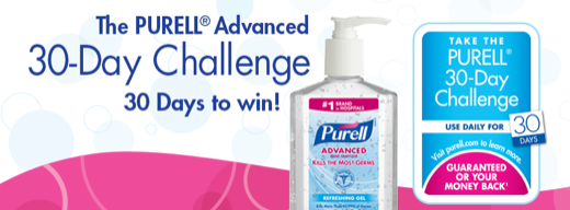 Just in Time For Back to School: Improving Hand Hygiene With Purell