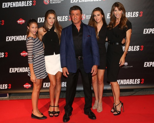 'The Expendables 3' Paris Premiere