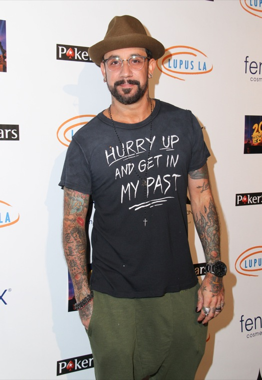 A.J. McLean: My Daughter Is My Number One Fan