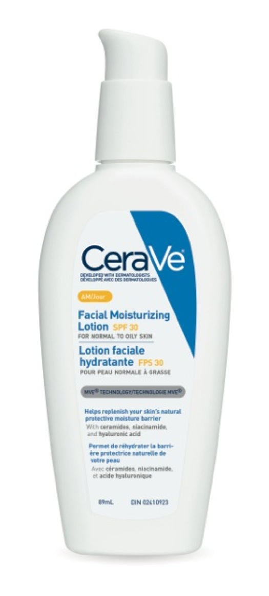 Year Long Skincare with CeraVe