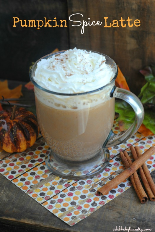 Celebrate National Coffee Day With a Pumpkin Spice Latte