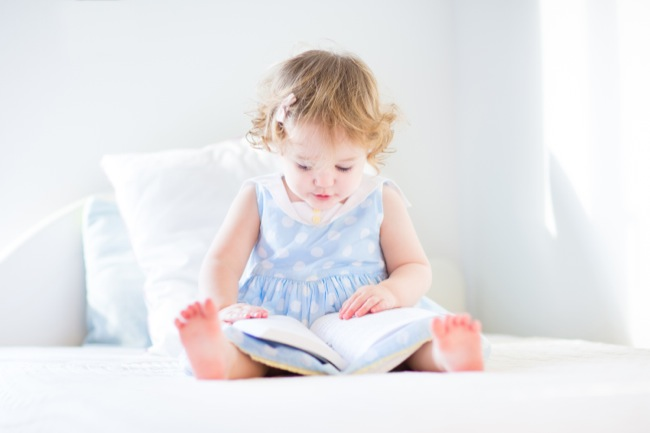 10 Reasons to Read to Your Child Early