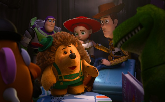 Toy Story of Terror (Blu-ray + Digital Copy) #Review