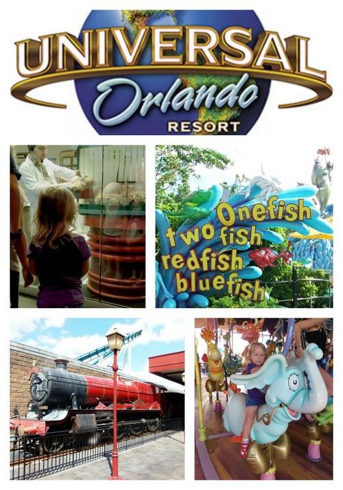 22 Toddler-Friendly Spots in Universal Orlando Resort Theme Parks