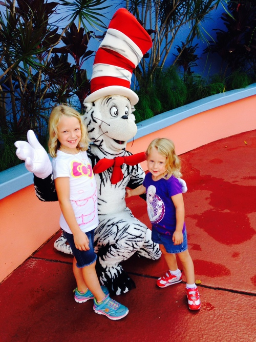 Cat in the Hat Universal Island of Adventure
