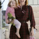 Alyson Hannigan Is All Smiles With Keeva