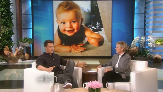 Josh Duhamel: Axl Has Started to Test Me