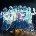 Have a Happy Halloween With Power Rangers Super Megaforce