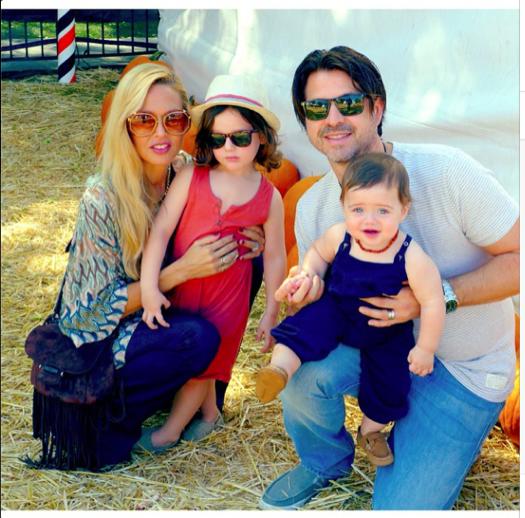 Rachel Zoe & Family