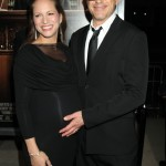 Robert Downey Jr Dotes On Pregnant Wife at Premiere