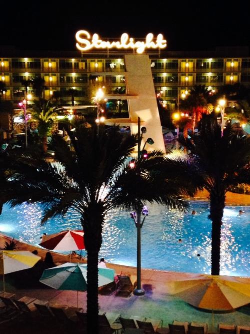 starlight at cabana bay beach resort