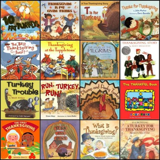 28 Thanksgiving Books For Kids