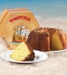Tortuga Original Caribbean Rum Cake