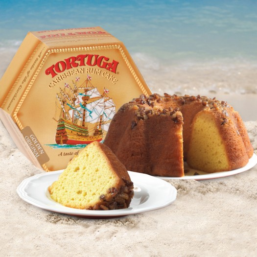 how to make caribbean rum cake
