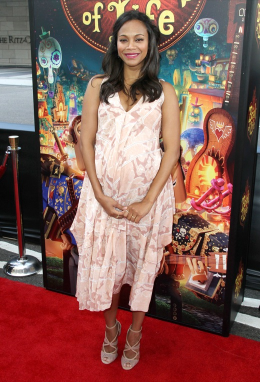 The BOOK OF LIFE Premieres in LA