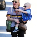 Anna Faris: All Smiles With Son Jack