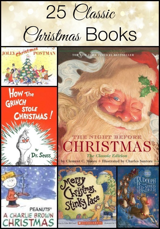 25 Classic Christmas Books For Children Celeb Baby Laundry