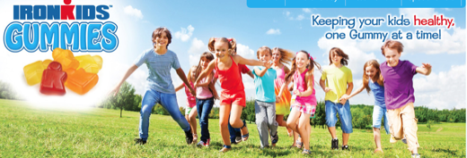 Making Sure Picky Eaters Stay Healthy With IronKids Vitamin Supplements