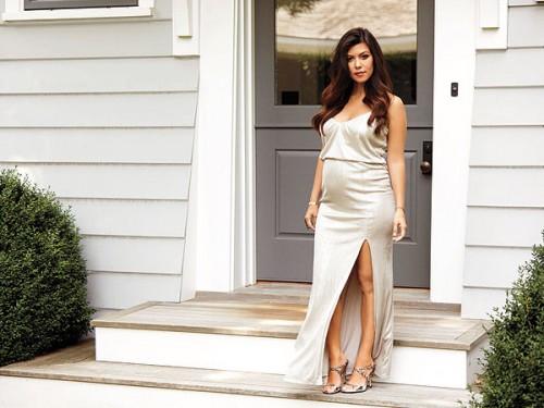 Kourtney Kardashian: I love Being Pregnant