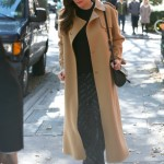 Pregnant Liv Tyler Enjoys Fall Day in the Big Apple