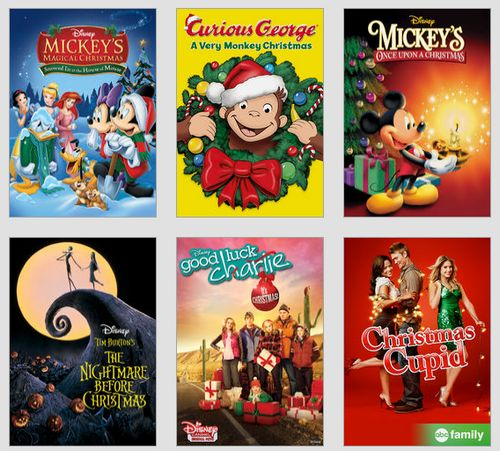netflix christmas shows