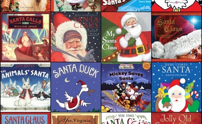 The 25 Best Santa Claus Books For Children