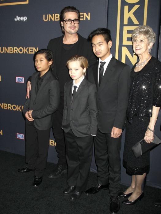 'Unbroken' Los Angeles Premiere