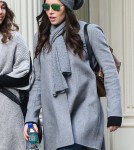 Pregnant Jessica Biel Out Shopping In New York City