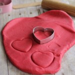 Valentine's Day Red Hot Play Dough For Kids