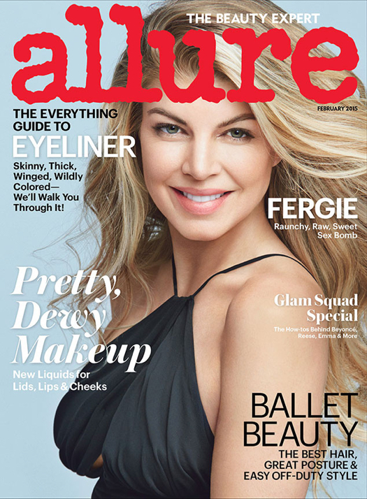 Fergie Covers Allure