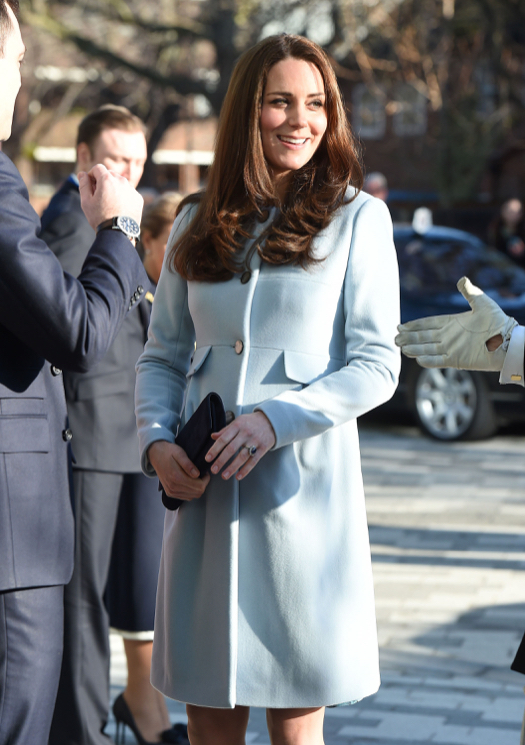 Kate Middleton Opens The Kensington Leisure Centre And Aldridge Academy
