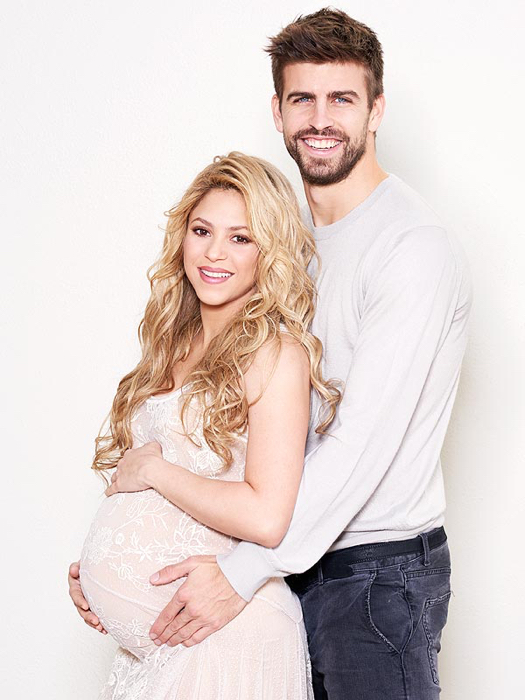Shakira World Baby Shower
