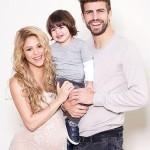 Shakira & Gerard Pique Welcome Son Sasha
