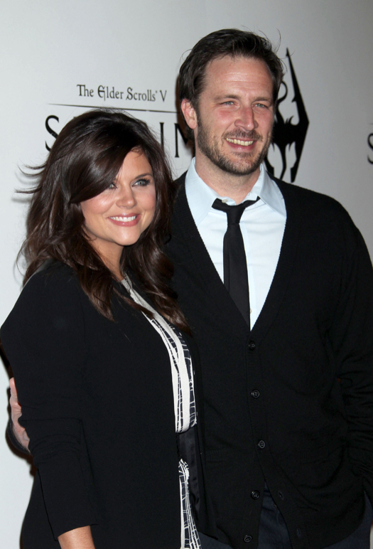 Tiffani Thiessen is Pregnant Again