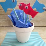 Dr. Seuss One Fish Two Fish Craft For Kids